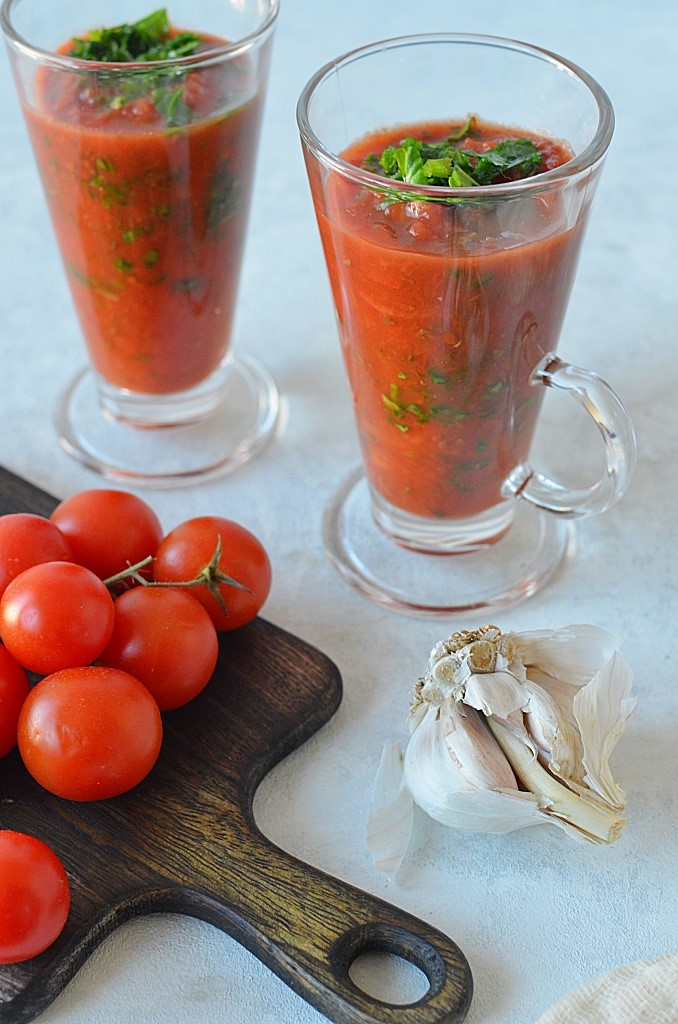 Smoothie pomidorowe.
